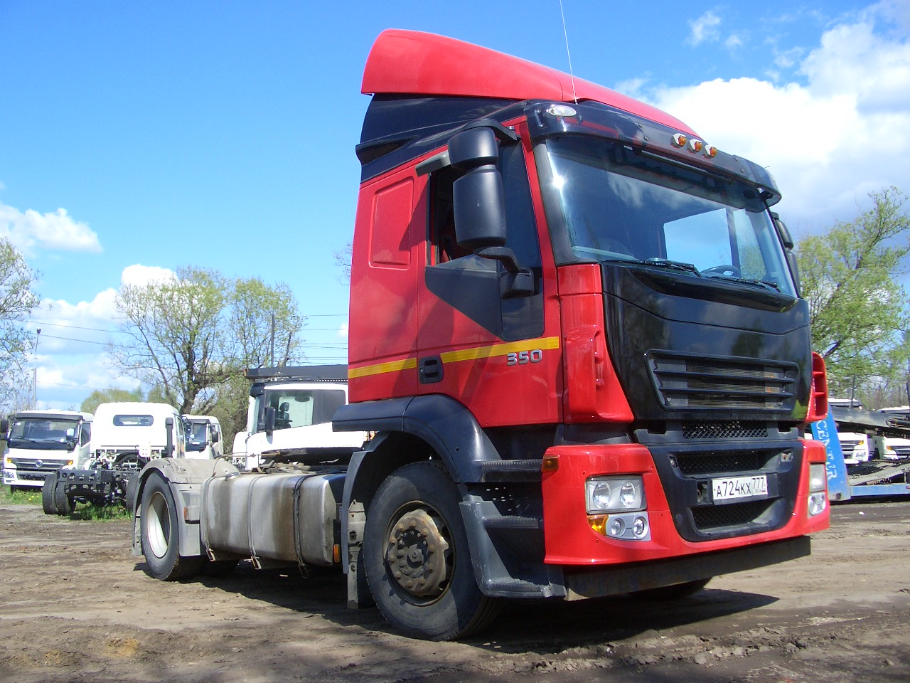 IVECO STRALIS AT440S35T/P